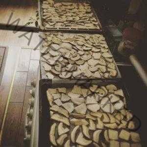 Как посушить грибы
