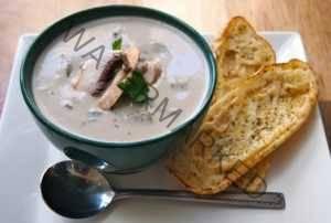 Итальянский суп-пюре